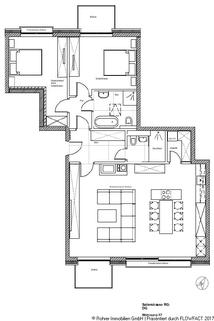 Grundriss_W-37 #Neubau Erstbezug#  Traumhafte Dachgeschosswohnung mit hochwertiger Ausstattung