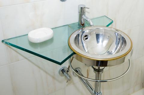 Gäste-WC Lehel - Dachgeschosswohnung der besonderen Art