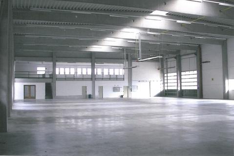 Halle_1 Produktion & Büro langfristig zu mieten