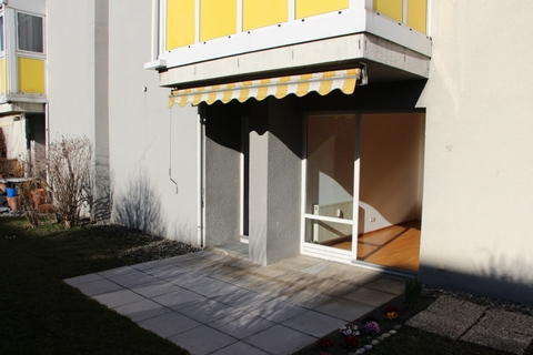IMG_0600 Helle 2-Zimmer-Gartenwohnung im Westen von Innsbruck