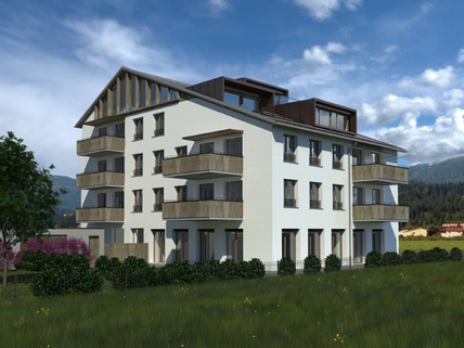 25042018_Visual_Garden_06 TOP 10: 3-Zimmer-Penthouse Wohnung im 2.OG - RESERVIERT