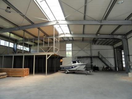DSC06154 (Large) Säulenfreie Halle, Werkstatt, Lager & Büro im Zillertal mieten