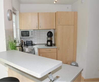 Küche Doppelhaushälfte in Waldtrudering
