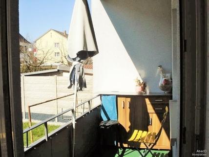 Balkon Hier wohnt Ihr Geld ertragsreich!!