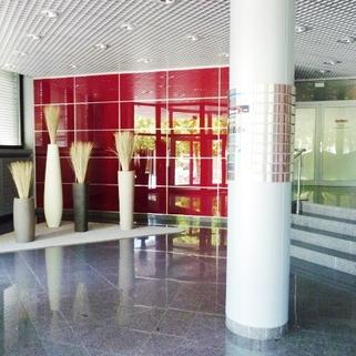 Foyer5 Nahe BMW und OEZ ... Flexible Büros in modernem Bürohaus
