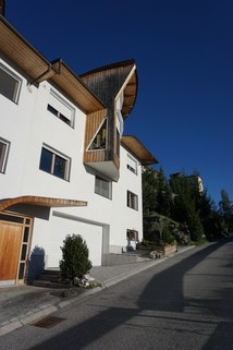 Westansicht Besonderes Architektenhaus