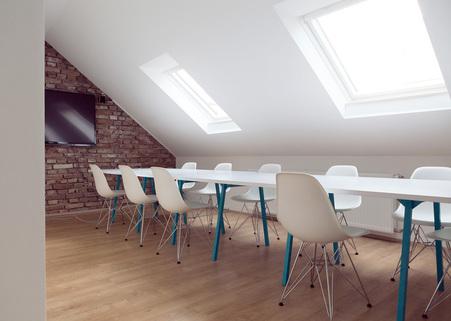 Meetingraum Glockenbachviertel: Stylische Bürofläche über zwei Etagen zu vermieten