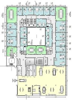 Ausbaubeispiel weitere Stellplätze Hochwertige Büro- und Serviceflächen
