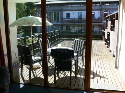 Terrasse Die beste Ferienwohnung, die wir in Kühlungsborn Ost zu bieten haben.