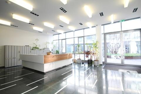 Empfang STOCK - PROVISIONSFREI - Moderne Architektur in der Parkstadt Schwabing