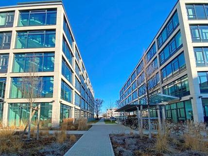 Ansicht Repräsentative Büroflächen mit modernster Ausstattung