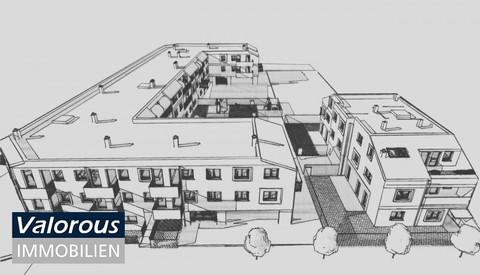 Projektansicht Einziehen im Sommer 2019 - Neubauprojekt - Gerasdorf bei Wien - zentrale Lage - U1 Anbindung mit dem Bus in 6 Minuten