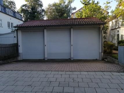 Duplex-Garage Maisonettewohnung mit Gartenanteil, Terrasse, Balkon u. TG-Stellplatz in ruhiger Lage, Obermenzing