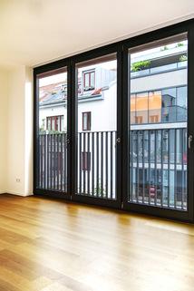 Schlafzimmer Haidhausen - 2,5 Zi-Whg. mit großer Dachterrasse