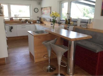 Küche Schicke Doppelhaushälfte mit schönem großem Garten