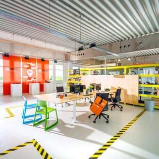 Showfloor 1 Büro- und Logistikflächen mit tollem Ausbaupotential