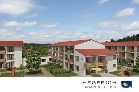 Hausham 5 HEGERICH IMMOBILIEN: Gartenwohnung in der Alpenregion Tegernsee-Schliersee   Neubau