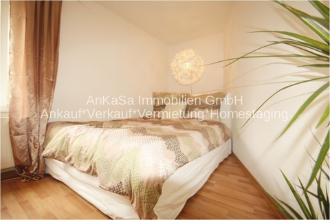 Schlafplatz AbacO Immobilien*TIPP: Schick möbliertes Cityappartment, EBK,TLB Wanne 1.OG im Stadtzentrum Leipzig