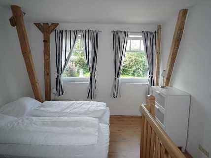 Schlafzimmer 4 Ostsee-Ferienwohnungen als Anlageobjekt oder Eigennutzung in Wittenbeck/Kühlungsborn.