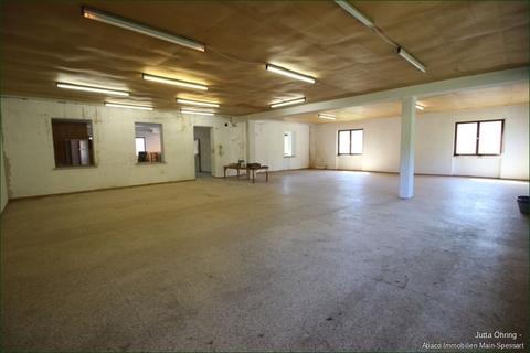 Lager 6-1 Wohn- und Geschäftshaus mit Laden - und Lagerflächen auf 2 Etagen mit zusätzlichen Garagen!