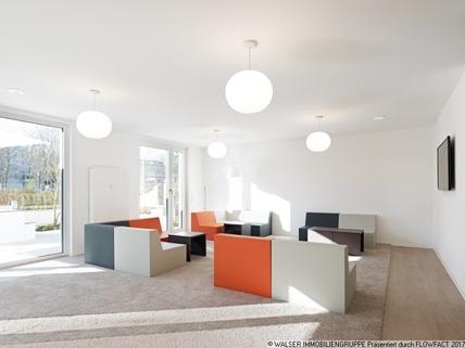 Lounge WALSER: 5,2% Rendite! Investmentpaket mit Full-Service!