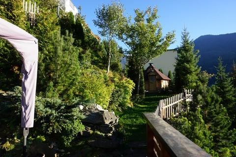 Garten Besonderes Architektenhaus mit Baugrundstück