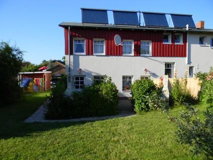Garten mit Grill vorhanden 1 möblierte Wohnung auf Zeit ab 1. Dezember 2017  an der Ostsee frei!