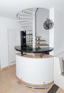 Bar-Theke Lehel - Dachgeschosswohnung der besonderen Art