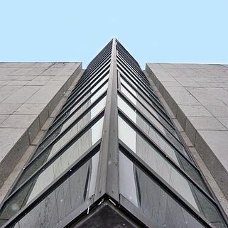 Fassade 1 STOCK - Moderne Bürofläche am Nymphenburger Kanal