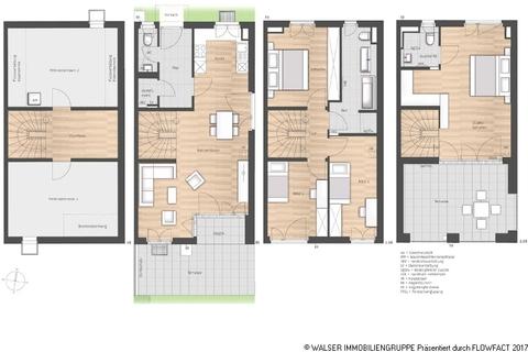 Grundriss Haus 12 Viel Platz für die Familie im grünen Vaterstetten