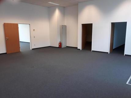 Büro mit Zugang zu Archiv usw Ausstellungsfläche/Büro/Schauraum im BIZ Wels