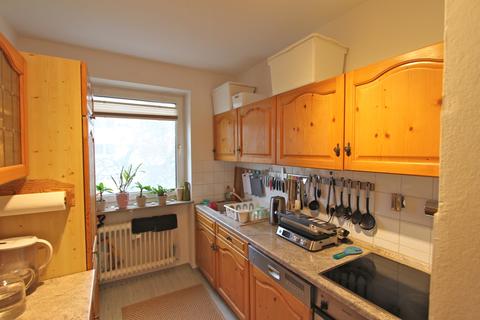 Küche Ideal geschnittene 3-Zimmer-Wohnung in ruhiger, grüner Lage nahe Lerchenauer See