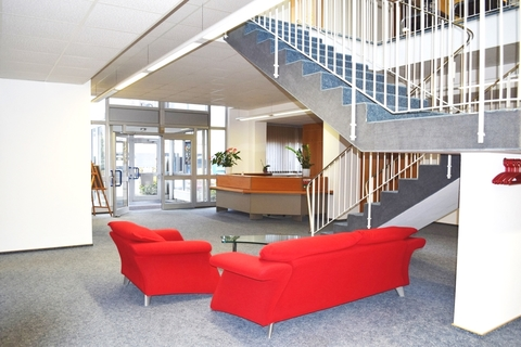 Ausstellungsraum Vielseitig nutzbares Gewerbeanwesen für Büro-/Verwaltung, Produktion oder Lagerhaltung!