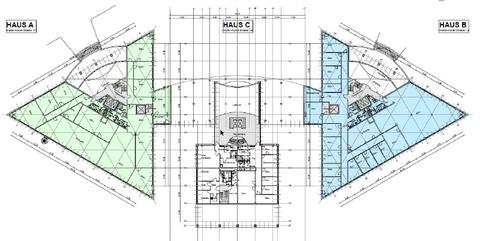 Grundriss EG 13-17 Repräsentativ und umgeben von viel Grün