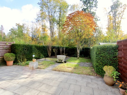 Sonniger Garten Familienfreundliches, großzügiges Reihenmittelhaus in schöner, ruhiger Lage Ottobrunn/Riemerling