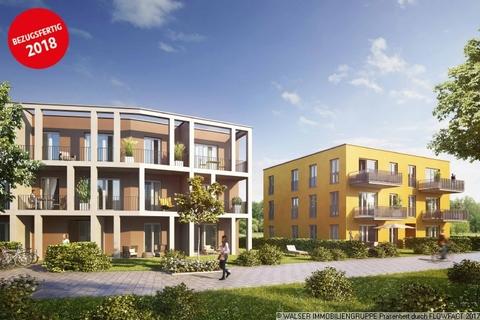 Außenansicht Vaterstetten 3-Zimmer-Neubau-Whg.! Jetzt noch Vorteilspreis sichern und bereits Ende 2018 einziehen
