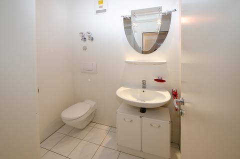 Toilette EICHLER IMMOBILIEN: Karlstraße - Zentral gelegene Büro-/Praxiseinheit