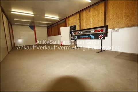 Lagerfläche 60 m² Moderne Lager/Logistikhalle inkl. Empfang, Sanitär & LKW Parkplätze in Autobahnnähe A9 & A38