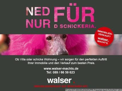 Walser pudel Dachterrassen-Studentenapartments in Pasing - Perfekt für Kapitalanlage und Mieter