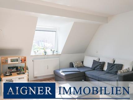 Online AIGNER - Kernsanierte Dachgeschosswohnung in Giesing