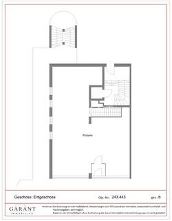 Erdgeschoss Gewerbeflächen in guter Lage zu verkaufen