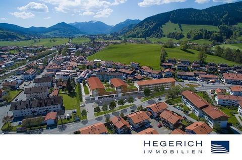 Hausham 6 HEGERICH IMMOBILIEN: Gartenwohnung in der Alpenregion Tegernsee-Schliersee   Neubau