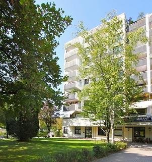 Ansicht Gebäude Attraktive Gewerbeeinheit in ruhiger Innenhof-Lage nahe Kustermannpark