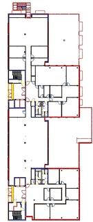 Grundriss 4 OG Modern und flexibel gestaltbar ... Büros in Unterföhring