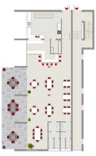 Erdgeschoss Kapitalanlage mit Kaffee & Kuchen