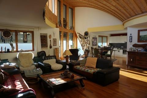 Wohnraum Besonderes Architektenhaus mit Baugrundstück
