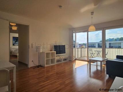 Bild 3 FLATHOPPER.de - Moderne 3-Zimmer-Neubauwohnung mit Balkon und Stellplatz in Freising bei München