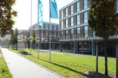 Außenansicht STOCK - PROVISIONSFREI - Attraktive Büroeinheiten am Flughafen München