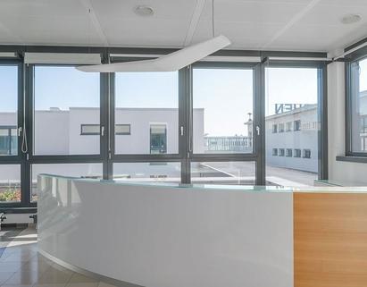 Büro STOCK - Super Büroflächen am alten Flughafen