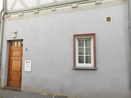 Wohnzimmer Gemütliches Fachwerkhaus, tolle Lage, wunderschönes Grundstück!